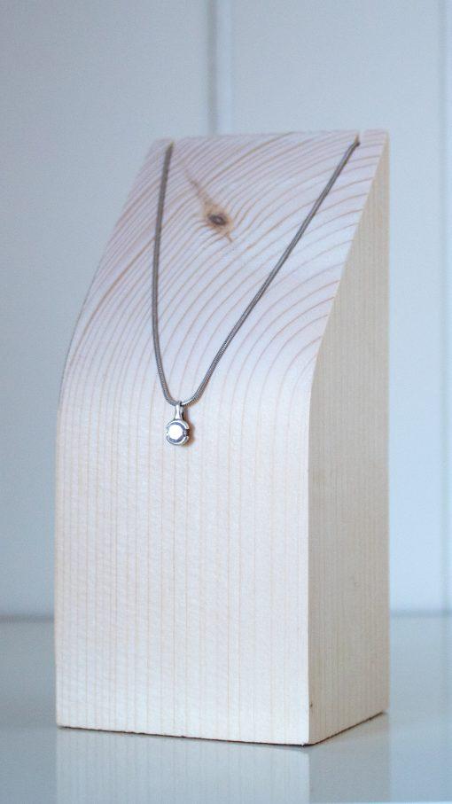 Taqueria para joyas de madera