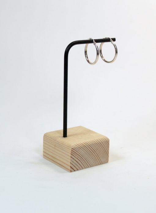 Expositor pendientes de madera (1)