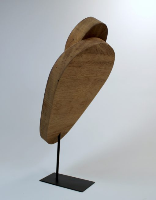 Busto madera collar - INOA (1)