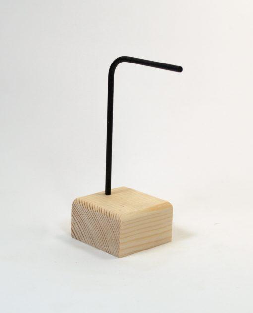 Expositor pendientes de madera (2)