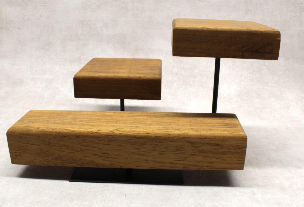 Expositor madera para pulseras