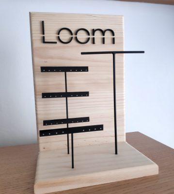 Display de madera para tiendas